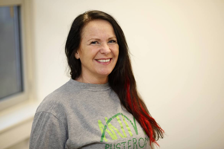 GRÜNDER: Marianne Hole, engasjert drifter av Aktivt Pusterom.
