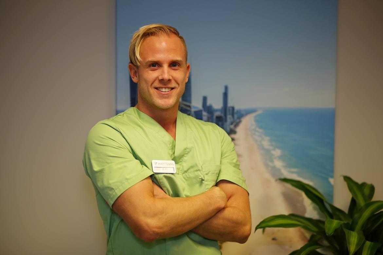 GRÜNDER: Roar Vestbø har startet helseklinikken Body Tuning.