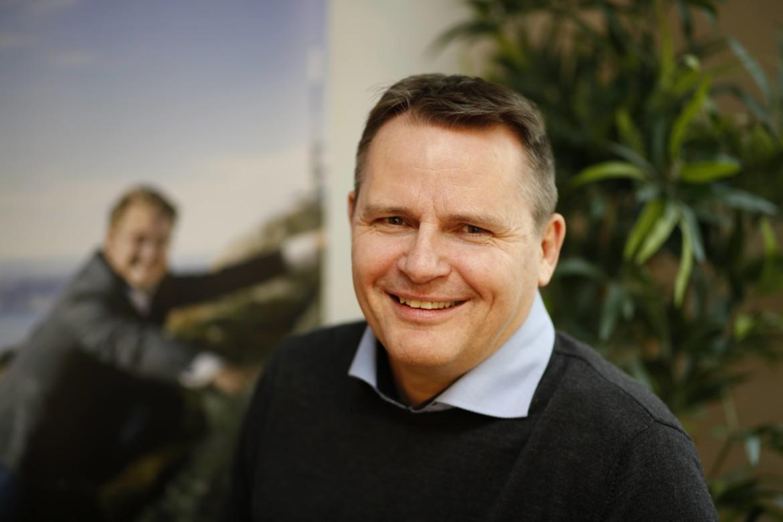 GRÜNDERPAUSE: Bård Arne Nergård er for øyeblikket rådgiver i NAV.