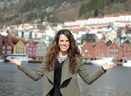 Cheyanne Smart - Bergen Food Tours